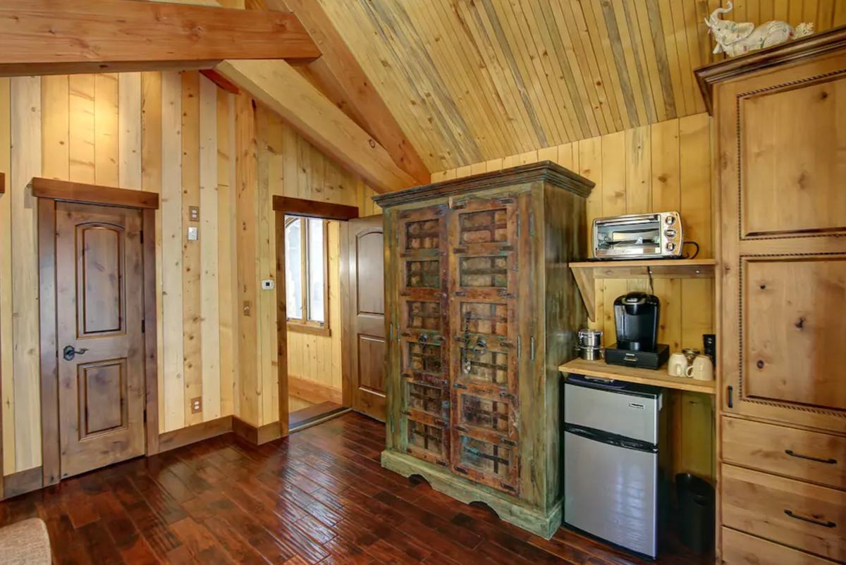 Mountain Cabins Utah at Sundance Mountain Resort