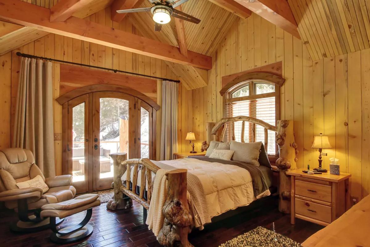 cabin rentals Utah