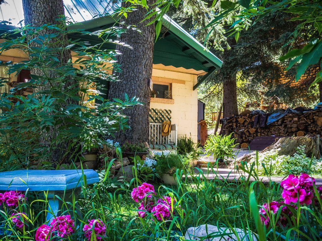 Mountain Cabins Utah - Cottage on The Stream - Sundance, Utah
