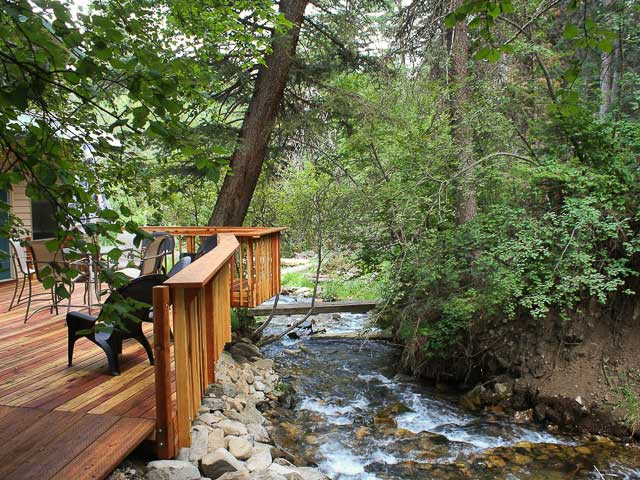 affordable Sundance cabin for nightly rental mountain vacations