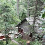 Hideaway Above The Stream in Sundance, UT by Mountain Cabins Utah nightly vacation rentals
