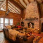 Log Cabin on The Stream vacation rental home by Mountain Cabins Utah in Sundance, Utah