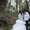 weddings at mountain cabins utah properties