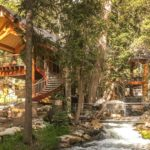Mountain Cabins Utah - Carriage House on The Stream - Sundance, UT