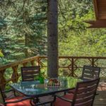 Treehouse cabin for vacation rental near sundance mountain resort