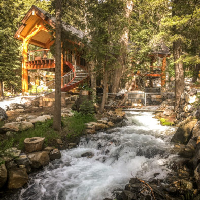 Mount Timpanogos Wilderness Area cabins for rent