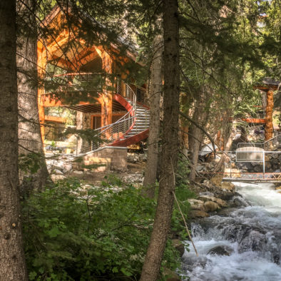 Mountain Cabins in Sundance, Utah and local wilderness areas