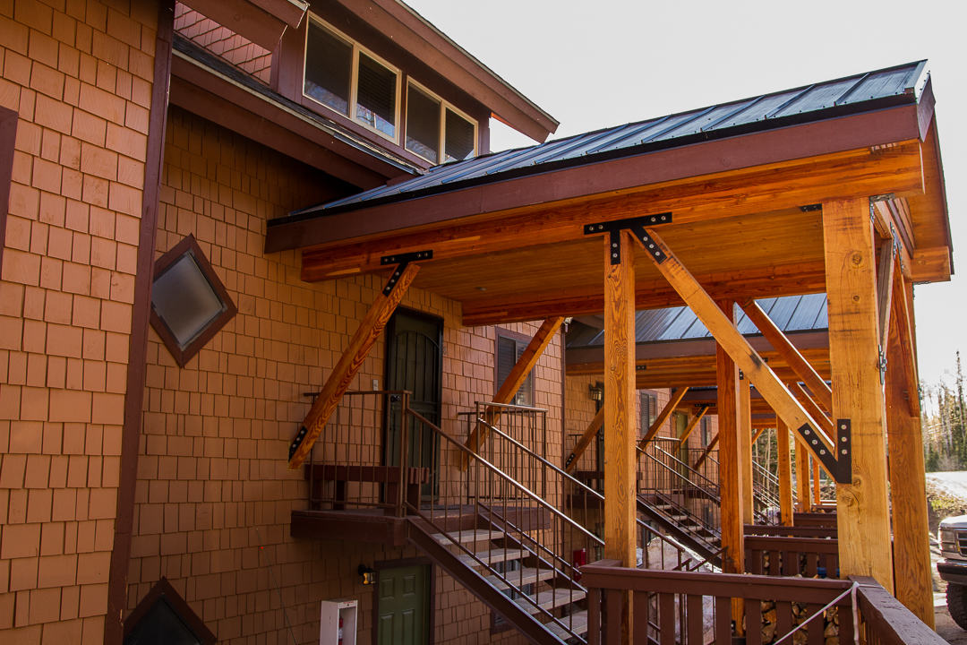 Eagle Point Ski Resort Condos in Beaver, Utah by Mountain Cabins Utah