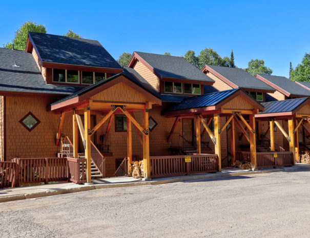 Entrance - Luxury Mountain Condos in Eagle Point Ski Resort - Beaver, Utah