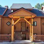 Wooded Ridge number 6 ski-in/ski-out condo in Eagle Point Ski Resort - Beaver, Utah